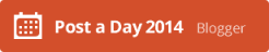 I'm part of Post A Day 2014