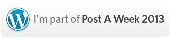 Post A Week