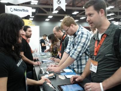 Automattic | WordPress.com at SXSW in Texas (March 2012)