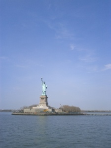 The Statue of Liberty (March 2012)