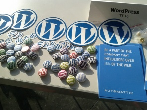 Automattic | WordPress.com at TBEX in Spain (September 2012)