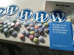 Automattic   WordPress.com at TBEX in Spain (September 2012)