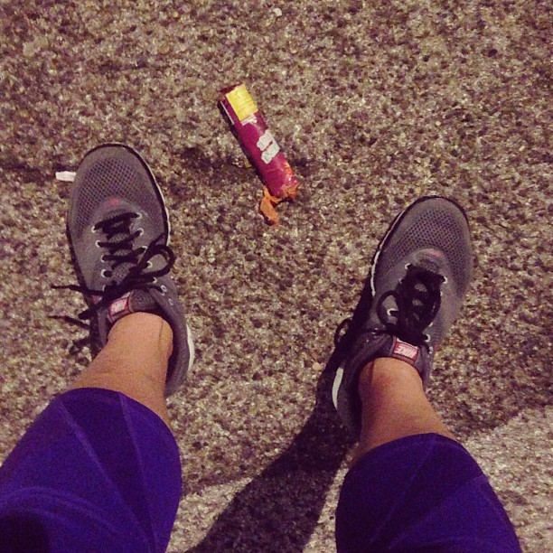 First run of #2013. Me, music, the sea, and some burned-out fireworks.