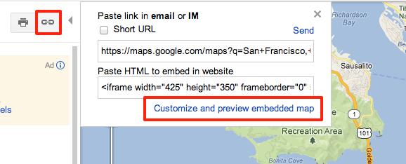 Google Embed