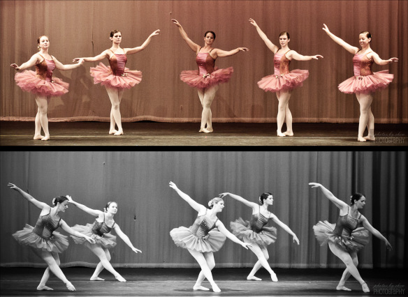 amateur ballerinas