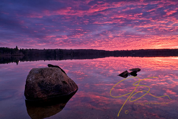 baxter-lake-sunrise-with-boulder-and-reflection-0301-M