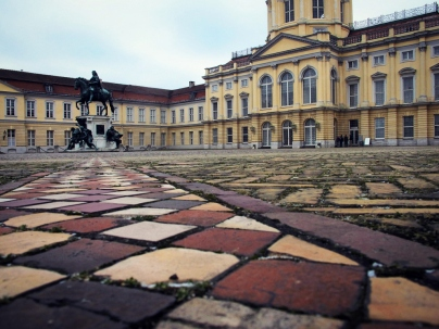 Schloss Charlottenburg (Landscape)