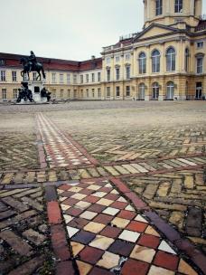Schloss Charlottenburg (Portrait)