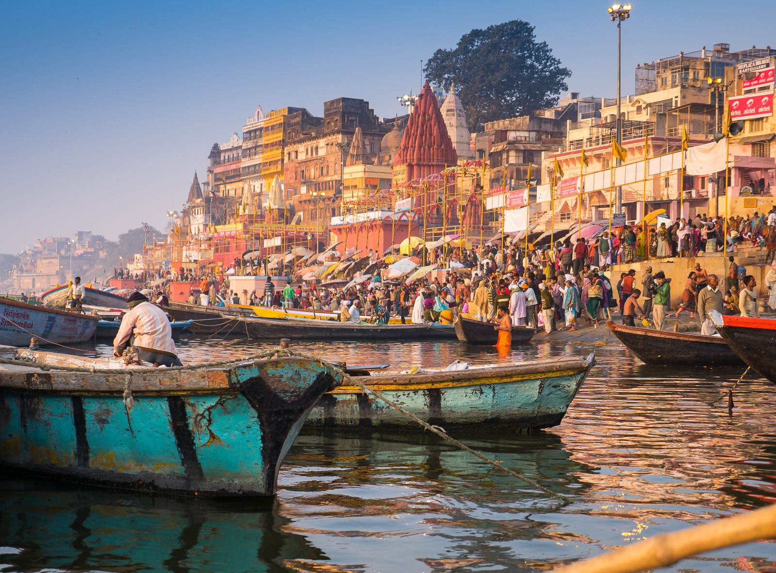 Varanasi India  city photo : Varanasi, India | The Daily Post