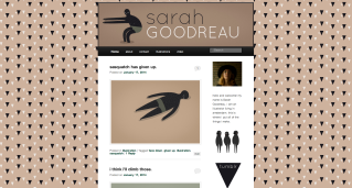 Sarah Goodreau on WordPress.com