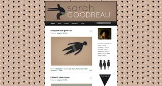 Sarah Goodreau on WordPress.com