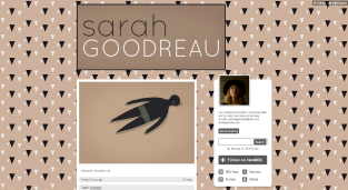 Sarah Goodreau on Tumblr