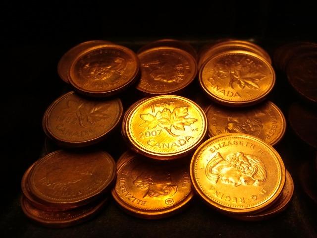 Pennies by Rattan Amol (CC BY-SA 2.0)