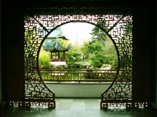 Chinese Garden, Vancouver, Canada