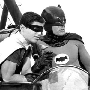 Batman without Robin? No way.