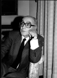 Jose Saramago. nbsp; Image by Elisa Cabot (CC BY-SA 2.0)