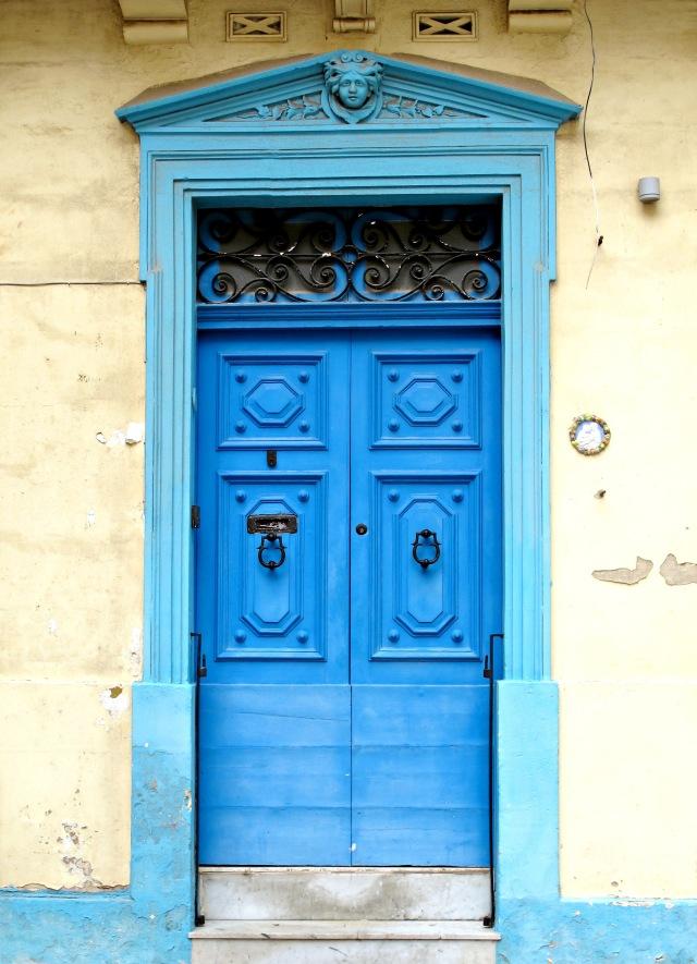 blue door-malta-pop-of-color