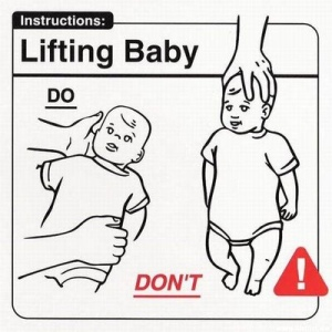 This is either terrible instruction, or hilarious instruction. Or both! An instructive piece can be do much more than a list of steps.