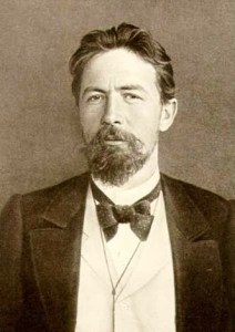 Not only did Chekhov dispense great writing advice, he was a sharp dresser, too.