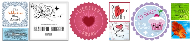 award collage