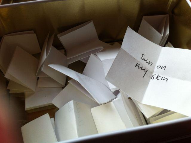 Prompt Box