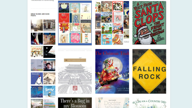Tiffa from The Picture Book Review uses the Blogs I Follow widget to showcase other great blogs.