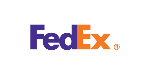 Even empty space can be a part of the story! In the FedEx logo, the negative space between the E and X forms an arrow to convey speed and urgency.