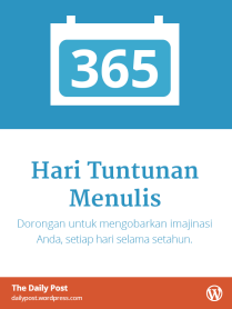 365 Writing Prompts (Indonesian edition)