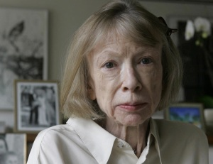 Joan Didion in 2005. Photo by Kathy Willens/Associated Press