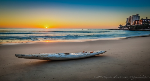 Winter in Sydney, Australia -- empty beaches in the morning. Photo by  Alexandra Kleinichen