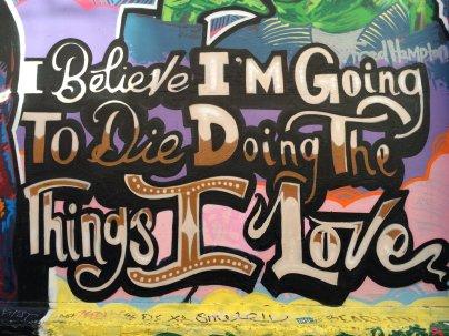 doingthethingsIlove
