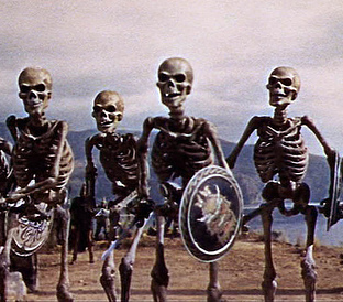 Be considerate when you write about others, lest the skeletons you free go all Ray Harryhausen on your. (Photo byMichael Rogers, (CC BY-NC 2.0))